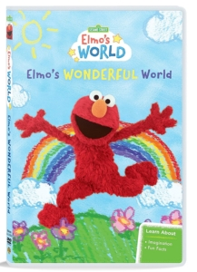 Elmo's Wonderful World DVD