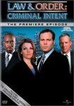 Law & Order: Criminal Intent: The Premiere Episode (2001) - DVD Review