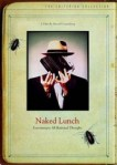 Naked Lunch (1991) - DVD Review