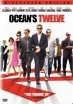Ocean's Twelve (2004) - DVD Review
