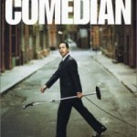 Jerry Seinfeld Comedian DVD cover art