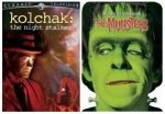 This Just In: Kolchak and Munsters