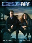 CSI: NY: The Complete First Season (2004) - DVD Review