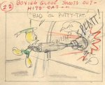 Sylvester and Tweety: Bad Ol' Putty Tat Complete Storyboards