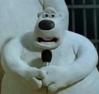 Creature Comforts polar bear