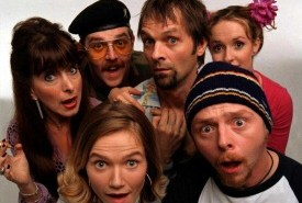 Spaced cast