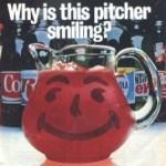 Kool-Aid smiling