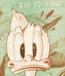 Donald Duck Advocates Condom Use