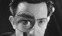 Salvador Dali: Magnifying Glass