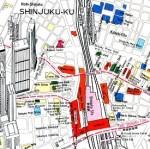 Shinjuku: 1969 to 2004 in 10 Seconds