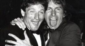 Robin Williams and John Ritter