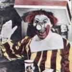 Willard Scott as Ronald McDonald