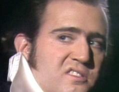 Andy Kaufman as Elvis