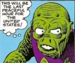 Steve Ditko's Proto-Secret Invasion?