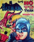 Vietnamese Batman Comic