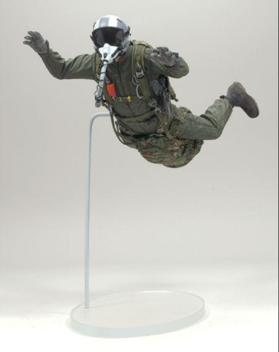 McFarlane's Military Series 7 Air Force Halo Jumper