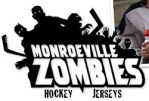 Monroeville Zombies: Out of the Mall, Onto the Ice