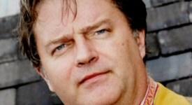Paul Merton, bemused