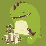 Threadless: Kaiju in Training