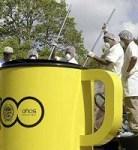 Panama Creates World's First Weapon of Mass Caffeination