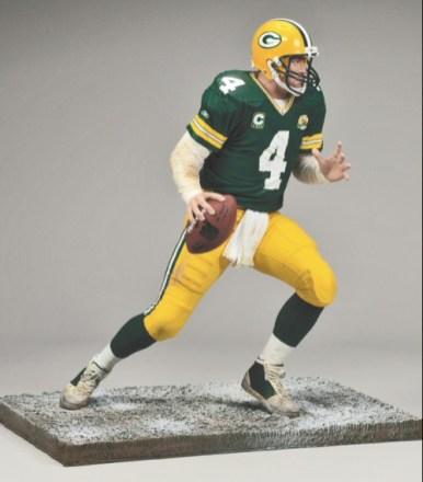 Brett Favre Action Figure