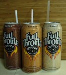 Full Throttle Coffee Drinks - Review