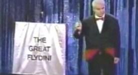 Steve Martin is The Great Flydini