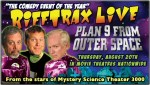 Rifftrax Live: Plan 9 From Outer Space - Review