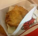KFC Double Down Sandwich - Review