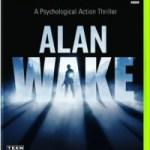 Alan Wake XBox Cover Art
