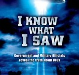 I Know What I Saw DVD Cover Art