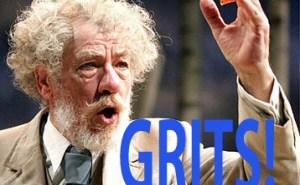 Ian McKellen calls for grits