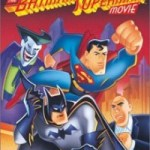 Batman-Superman Movie DVD