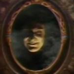 Jeffrey Jones as the Magic Mirror