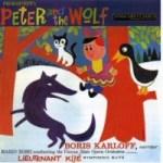 Boris Karloff: Peter and the Wolf