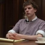 Jesse Eisenberg in the Social Network