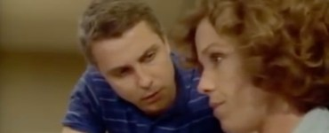 William Petersen and Frances McDormand in Need to Know from The Twilight Zone