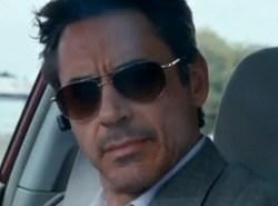 Robert Downey Jr. in Due Date