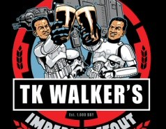 TK Walker Imperial Stout T-shirt from Tshirt Bordello