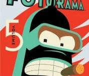 Futurama, Vol. 5 Blu-Ray