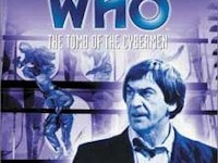 Doctor Who The Tomb Of The Cybermen DVD cover