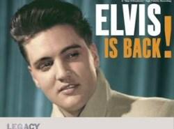 Elvis is Back CD