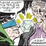 Aunt May and the Mole Man