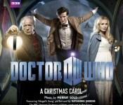 Doctor Who Christmas Carol soundtrack