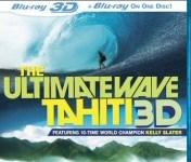 Ultimate Wave Tahiti 3D Blu-Ray