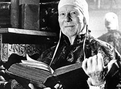 Sir John Gielgud as Prospero from Prospero's Books