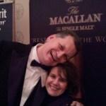 The Macallan Man and Leigh