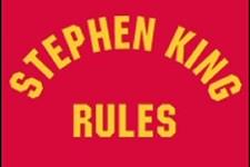Stephen King Rules T-shirt Bordello