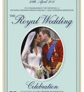 Royal Wedding Celebration DVD