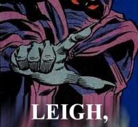 Black Raazer vs. Leigh